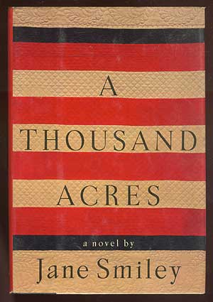 a report on a thousand acres by jane smiley 02092016 visit here .