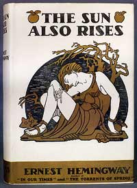 "An extraordinarily bright, unrestored copy of the first issue in first issue dustwrapper, known in the book trade as the ""White Sun."" Image courtesy of <a href=""http://www.biblioctopus.com"" target=""_blank"">Biblioctopus</a>."