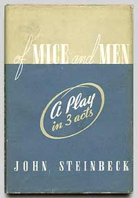 We offered this copy of Steinbeck's scarce play adaptation of his novel in our Catalog 111.