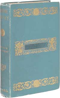 We offered this copy of the first edition in English, published by Vizetelly in London in 1886, in our Catalog 102.