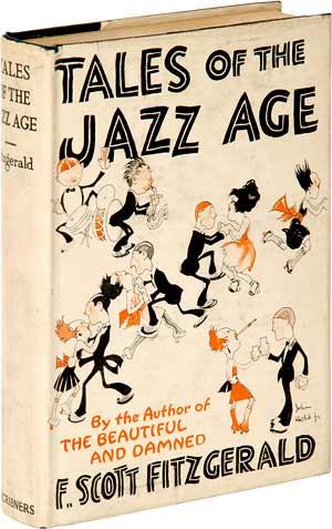F Scott Fitzgerald Pulitzer Tales of the Jazz Age ...