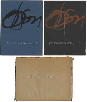 a biography of charles olson a poet Olson, charles 1910-1970   charles olson's reading : a biography by ralph maud  the grounding of american poetry : charles olson and the emersonian tradition.