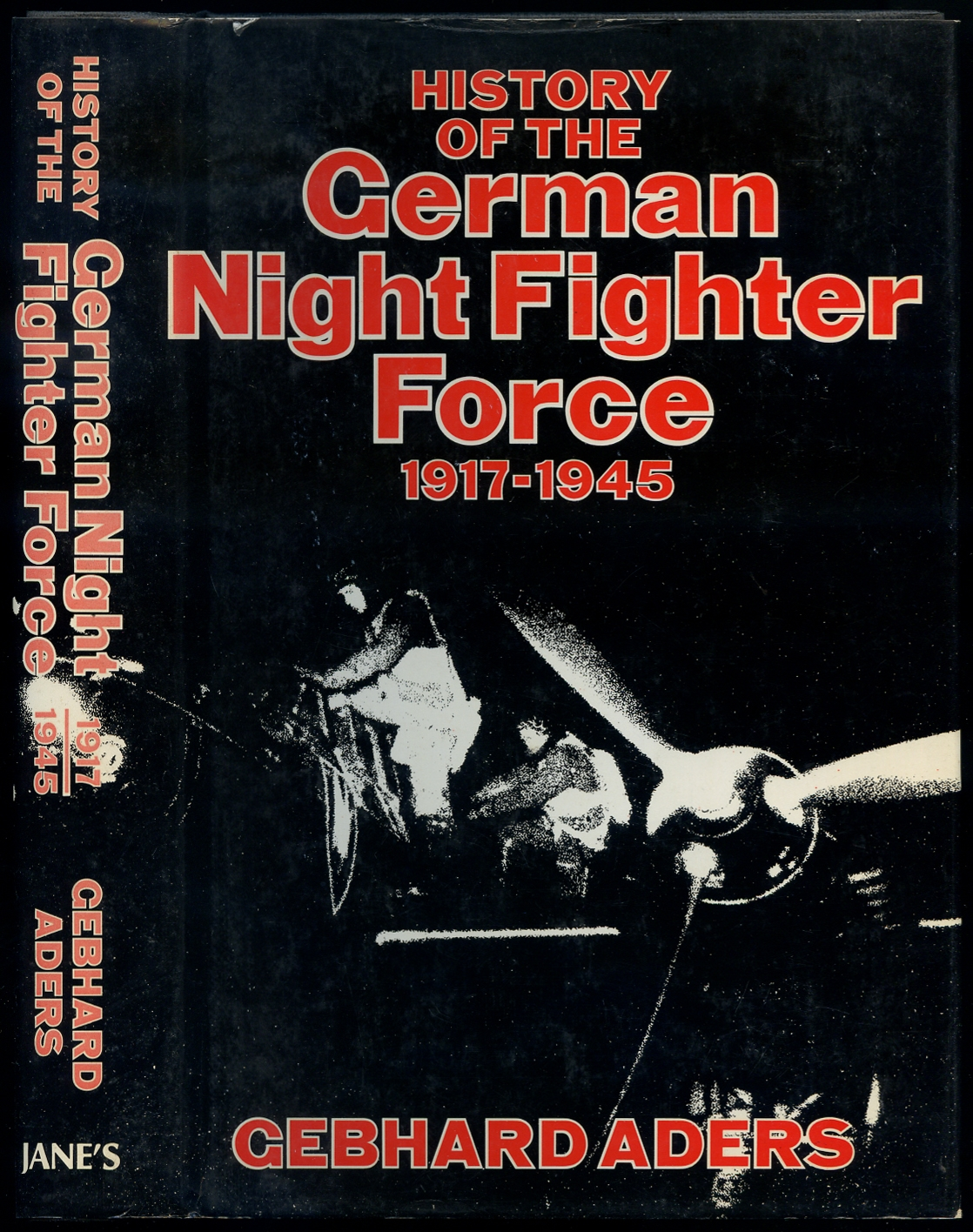 History of the German Night Fighter Force 1917-1945, Aders