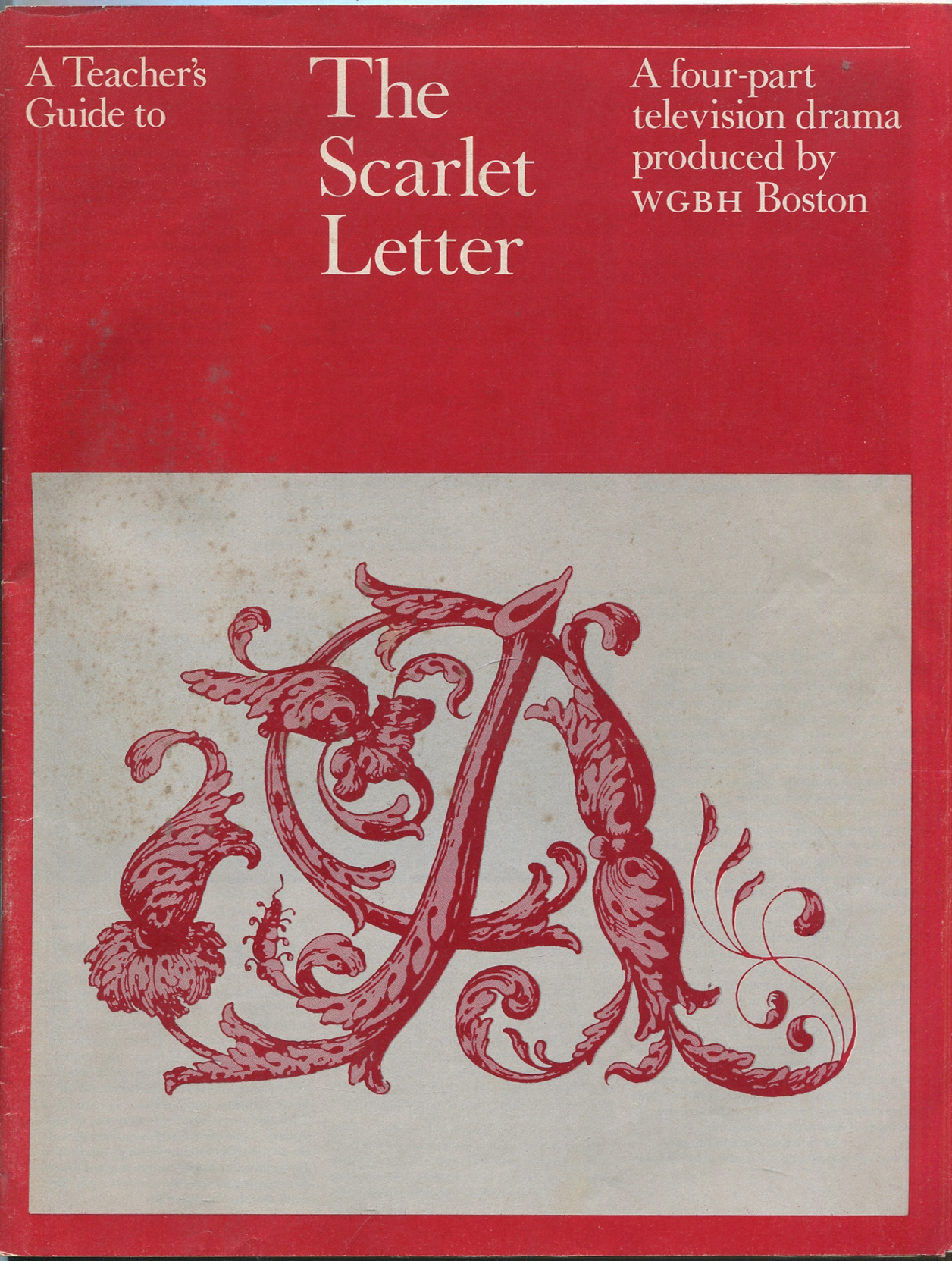 The Scarlet Letter Full Book.The Scarlet Letter A Teacher S Guide A Four Part Television Drama Produced By Wgbh Boston On Between The Covers