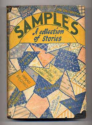 Samples: A Collection of Stories. Lillie RYTTENBERG, Beatrice Lang.