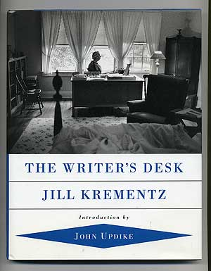 The Writer's Desk. Jill KREMENTZ.