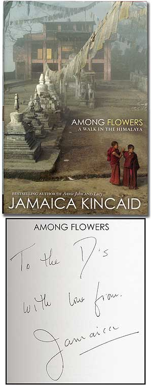Among Flowers: A Walk in the Himalaya. Jamaica KINCAID.