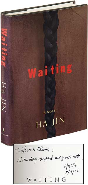 Waiting. Ha JIN.