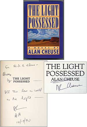 The Light Possessed. Alan CHEUSE.