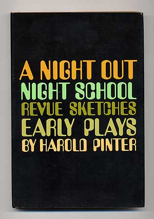 A Night Out Night School Revue Sketches: Early Plays