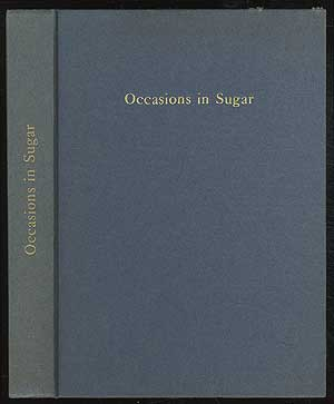 Occasions in Sugar. Earl D. BABST, Thomes E. Dewey.