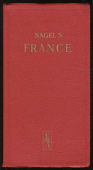 France: Nagel's Travel Guides, English Series