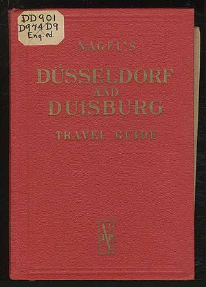 Düsseldorf and Duisburg: The Nagel Travel Guide Series