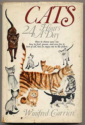 Cats 24 Hours a Day. Winifred CARRIERE.