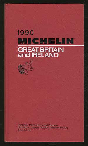 [Cover title]: 1990 Michelin: Great Britain and Ireland