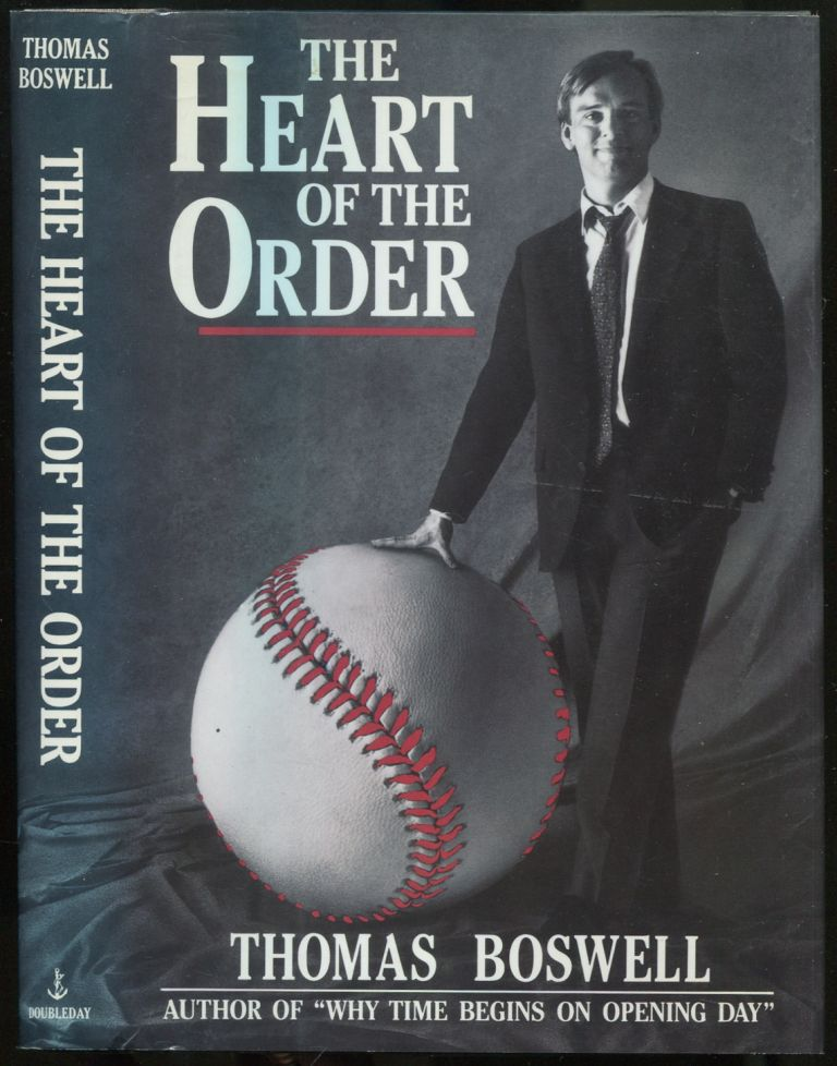 The Heart of the Order. Thomas BOSWELL.
