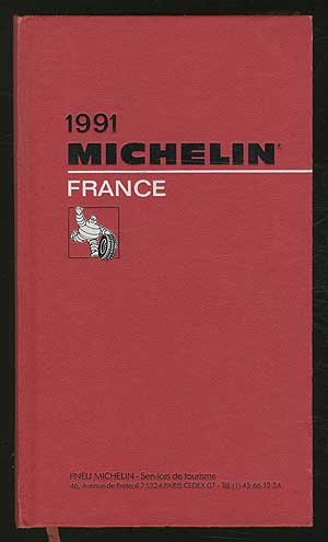 [Cover title]: 1991 Michelin: France