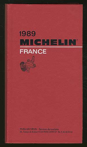 [Cover title]: 1989 Michelin: France