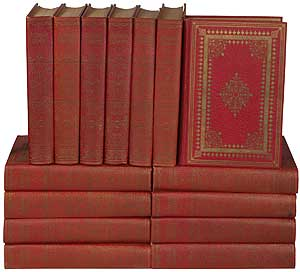 University Library of Autobiography: [In Fifteen Volumes]