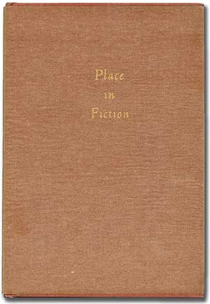 Place in Fiction. Eudora WELTY.