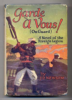 Garde a Vous! (On Guard!). A Novel