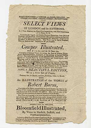 [Circular]: Books Published by Vernor and Hood, Poultry, and Storer and Greig