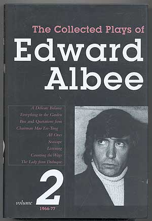 The Collected Plays of Edward Albee: Volume 2, 1966-77. Edward ALBEE.