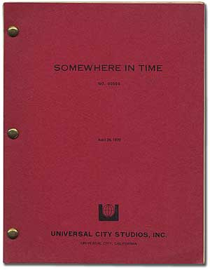 [Screenplay]: Somewhere in Time. Richard MATHESON.