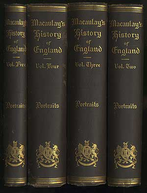 The History of England From the Accession of James II: Volume 2-5