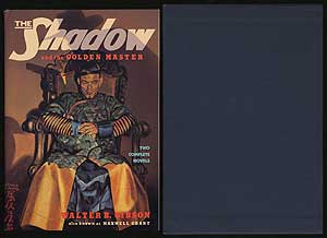 The Shadow and the Golden Master. Walter B. GIBSON.