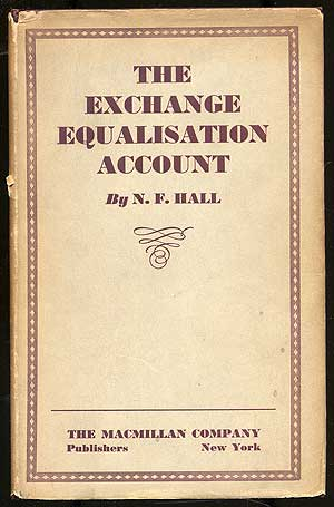 The Exchange Equalisation Account