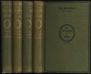 The Encyclopaedia of Sport & Games: In Four Volumes