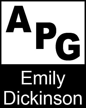 Bibliography, First Edition and Price Guide (APG - Author's Price Guide Series). Emily DICKINSON, The Staff of Quill, Inc Brush.
