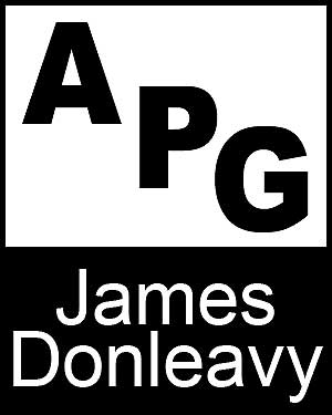 Bibliography, First Edition and Price Guide (APG - Author's Price Guide Series). James Patrick DONLEAVY, The Staff of Quill, Inc Brush.