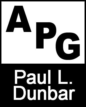 Bibliography, First Edition and Price Guide (APG - Author's Price Guide Series). Paul Laurence DUNBAR, The Staff of Quill, Inc Brush.
