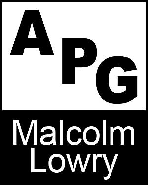 Bibliography, First Edition and Price Guide (APG - Author's Price Guide Series). Malcolm LOWRY, The Staff of Quill, Inc Brush.