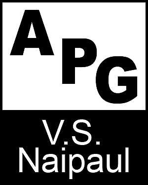 Bibliography, First Edition and Price Guide (APG - Author's Price Guide Series). V S. NAIPAUL, The Staff of Quill, Inc Brush.