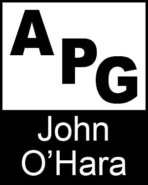 Bibliography, First Edition and Price Guide (APG - Author's Price Guide Series). John O'HARA, The Staff of Quill, Inc Brush.