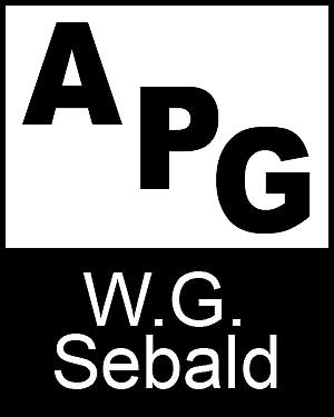 Bibliography, First Edition and Price Guide (APG - Author's Price Guide Series). W. G. SEBALD, The Staff of Quill, Inc Brush.