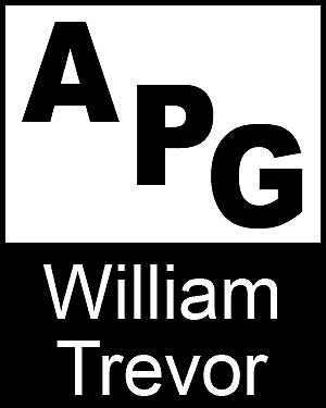 Bibliography, First Edition and Price Guide (APG - Author's Price Guide Series). William TREVOR, The Staff of Quill, Inc Brush.