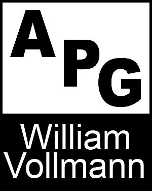Bibliography, First Edition and Price Guide (APG - Author's Price Guide Series). William T. VOLLMANN, The Staff of Quill, Inc Brush.