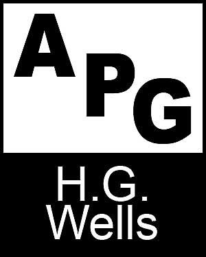 Bibliography, First Edition and Price Guide (APG - Author's Price Guide Series). H. G. WELLS, The Staff of Quill, Inc Brush.