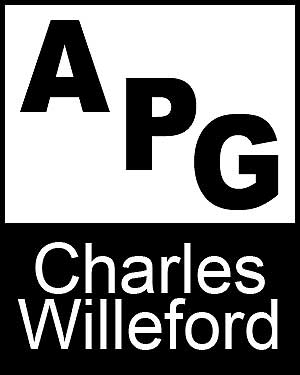 Bibliography, First Edition and Price Guide (APG - Author's Price Guide Series). Charles WILLEFORD, The Staff of Quill, Inc Brush.