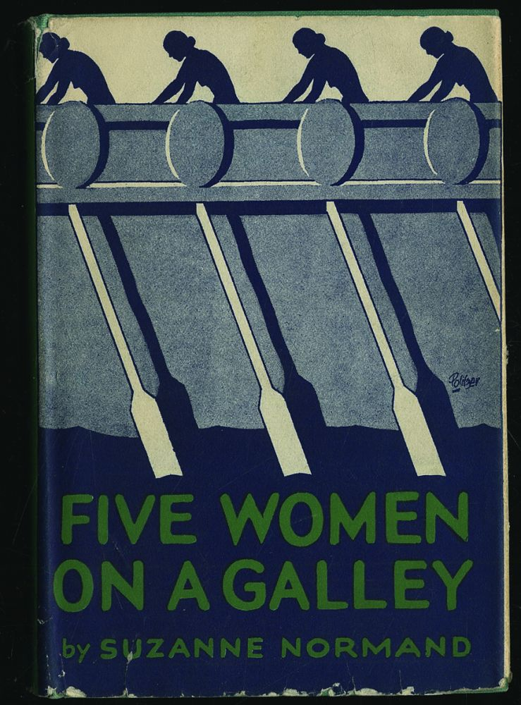 Five Women on a Galley. Suzanne NORMAND.