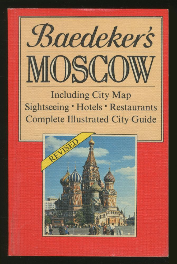 Baedeker's Moscow
