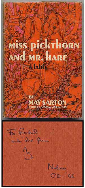 Miss Pickthorn and Mr. Hare: A Fable. May SARTON.
