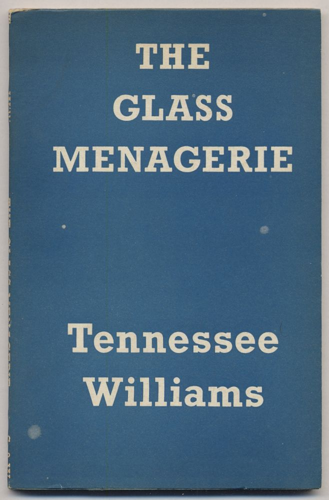 The Glass Menagerie. Tennessee WILLIAMS.