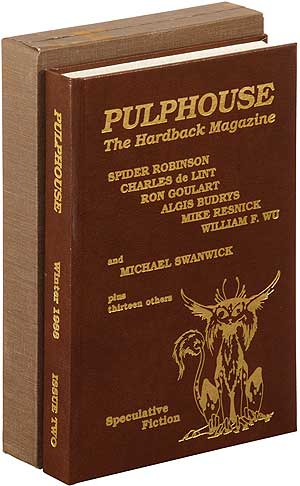 Pulphouse: The Hardback Magazine. Issue Two. Kristine Kathryn RUSCH.