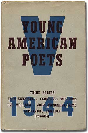 Five Young American Poets. Third Series 1944