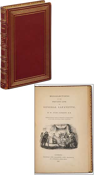 Recollections of the Private Life of General Lafayette